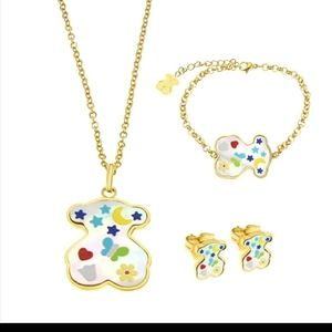 Tous Jewelry Set - Mother of Pearl